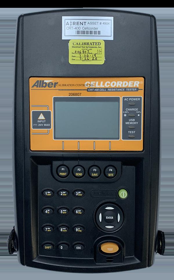 Alber Cellcorder CRT-400