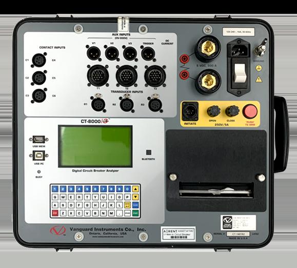Vanguard CT-8000 S3