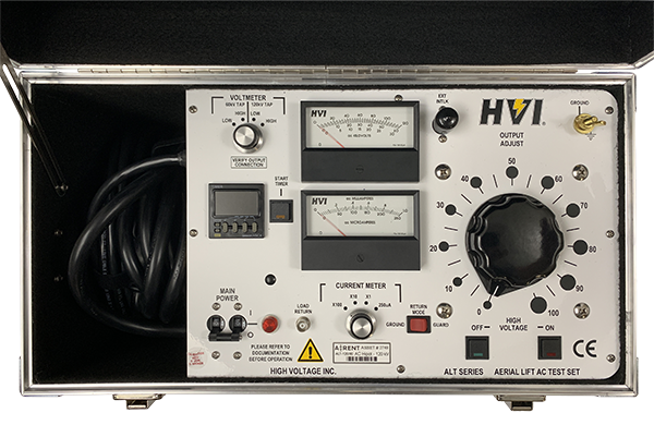 High Voltage Inc ALT-120/60