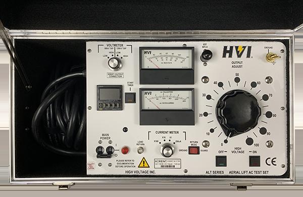 High Voltage Inc ALT-120/60