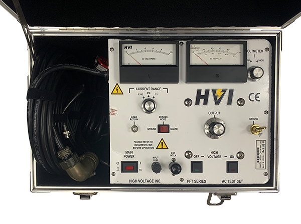 High Voltage Inc PFT-1003CM