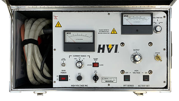 High Voltage Inc PFT-303CM