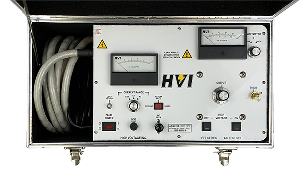 High Voltage Inc PFT-503CM