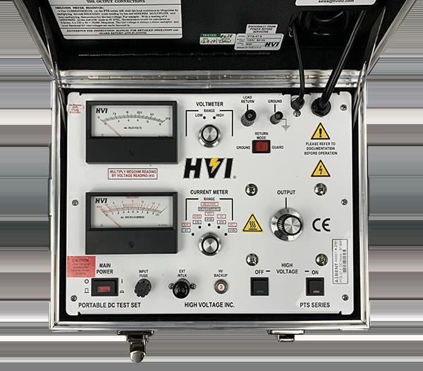 High Voltage Inc PTS-37.5