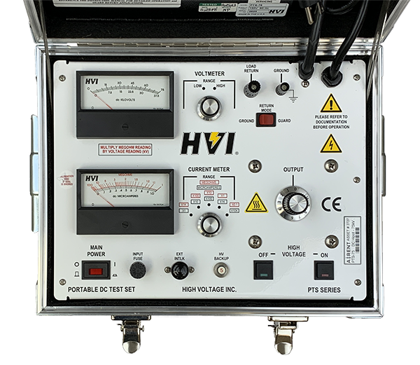 High Voltage Inc PTS-75