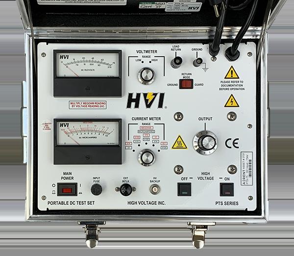 High Voltage Inc PTS-75