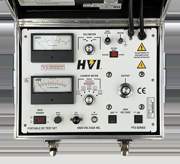 High Voltage Inc PTS-80