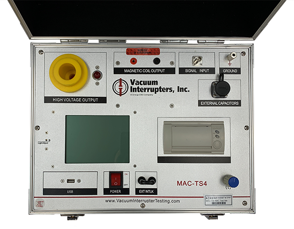 Vacuum Interrupters Inc. MAC-TS4