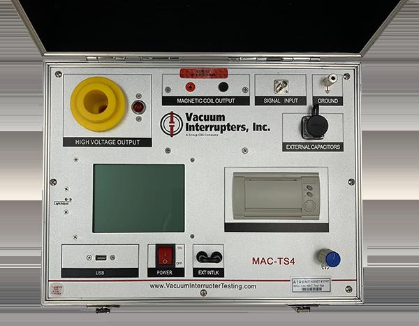 Vacuum Interrupters Inc. MAC-TS4