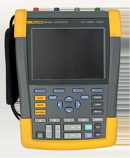 Fluke 190-204 ScopeMeter