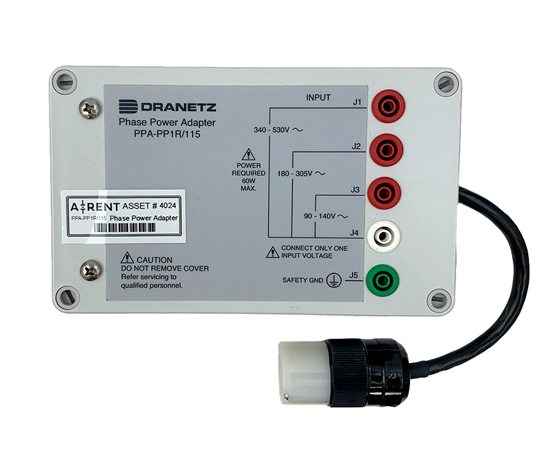 Dranetz PPA-PP1R/115