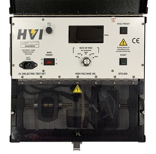 High Voltage Inc DTS-60D