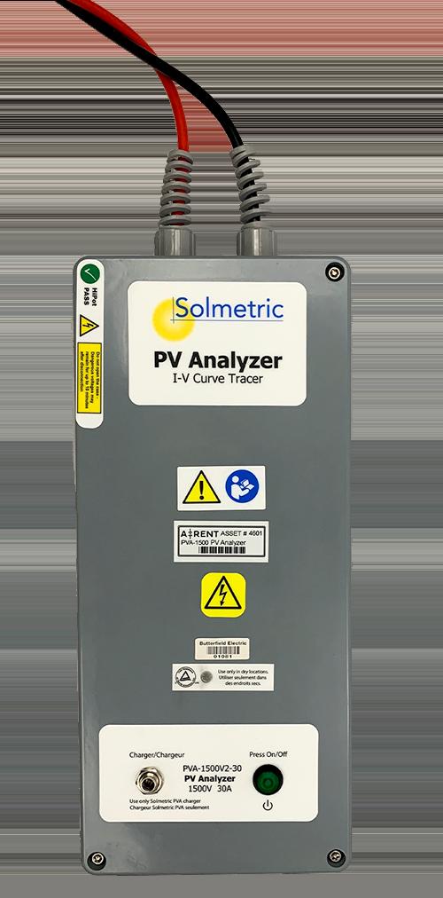Solmetric PVA-1500 V2