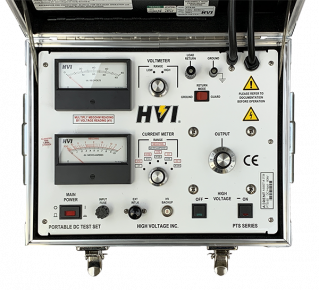 High Voltage Inc PTS-80
